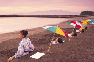 5 日南九州砂浴初體驗