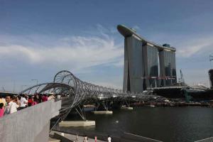 新加坡2大潮點 (聖淘沙 + 金沙賭場)