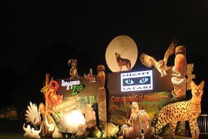 新加坡動物園之旅