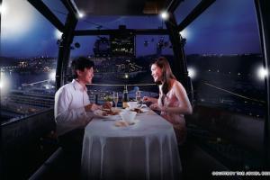 一生難忘浪漫之旅 - 觀光纜車 Jewel Box 吃晚餐