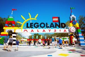 探奇新加坡-環球影城 Legoland 夜間動物園 知新館