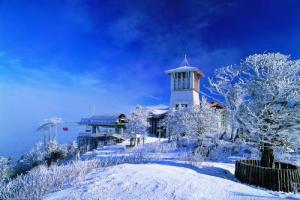 5日首爾冬季滑雪溫泉之旅