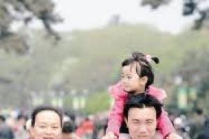 親子四日三夜上海遊