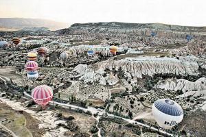 5 日暢遊土耳其歐亞風情