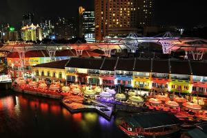 新加坡3日2夜上天下海行