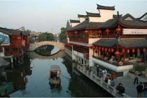 上海古鎮古廟三日兩夜