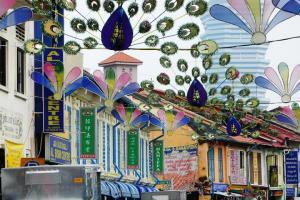 新加坡個性文化之旅