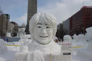 2014 首個旅行:玩盡 5 個北海道雪祭! \(^o^)/