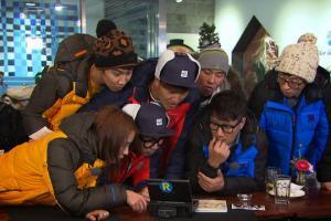 韓國3日2夜暴走Running Man景點