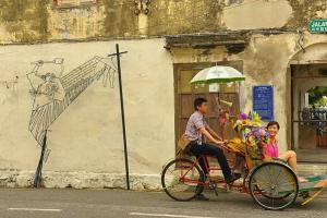 遊走吉隆坡與檳城《單戀雙城》拍攝景點