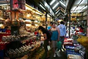 曼谷四日三夜瘋狂購物狂食之旅