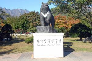 韓國雪嶽山攀山路線