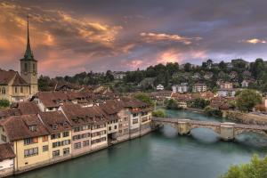 走進「世界花園」瑞士伯恩八大景點