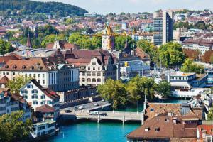 六天慢遊瑞士蘇黎世