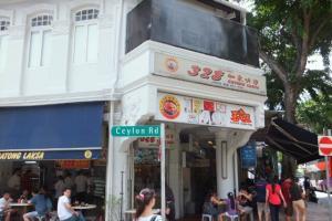 新加坡一人遊,食叻沙界名店!