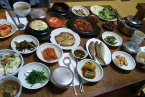 10 間心水首爾地道小食店