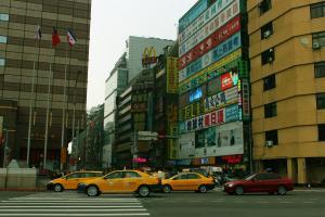 一人慢遊台北四天