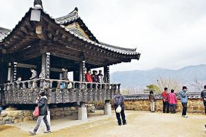 環遊韓國,玩4個韓流拍攝地