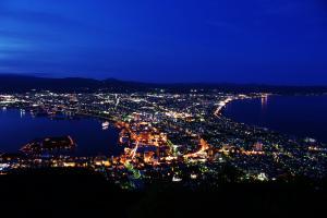 (北海道函館) 人生必看的百萬夜景