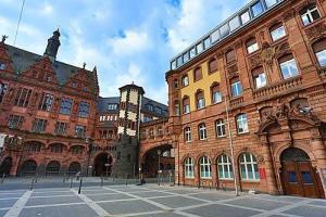 德國法蘭克福文化與購物之旅