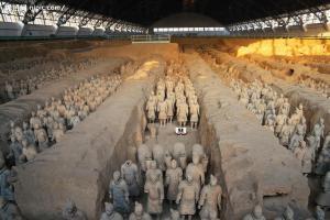 拜訪中國古都:西安