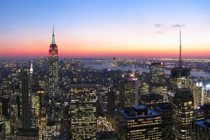 踏足自由國土:美國紐約