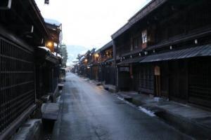 高山(人稱小京都)