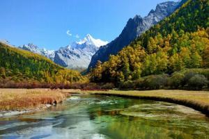 尋找第二個西藏:四川稻城亞丁