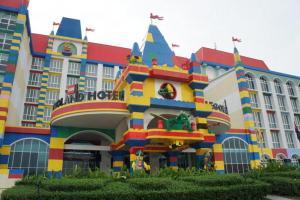 Legoland + 新加坡 5日4夜 Lego迷朝聖遊