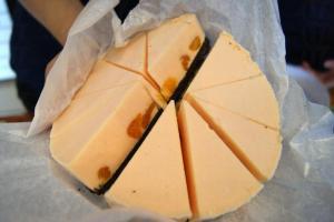 南投驚喜美食!水母吃乳酪蛋糕店