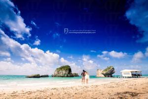 沖繩婚紗攝影之旅、一