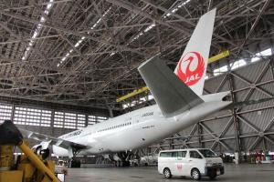 JAL見學及東北之旅