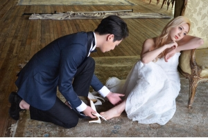 首爾5天婚攝美食之旅!影韓式婚紗相、豪食韓牛鱈場蟹