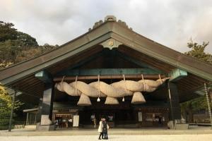 日本山陰地區5天遊 (DAY3-鳥根)