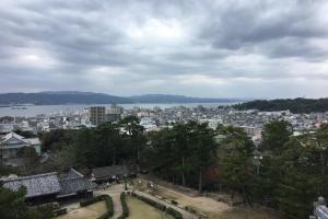 日本山陰地區5天遊 (DAY4-松江)