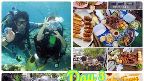 芽莊5日4夜行程懶人包 食超平海鮮/做Spa/潛水