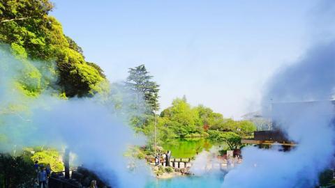 七大地獄溫泉逐個浸 九州別府一日遊行程