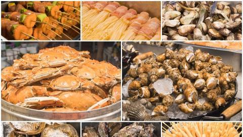 泰國曼谷5日4夜行程精華! 超平海鮮燒烤/創意市集/海景酒店