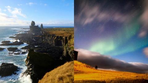 冰島12日自駕遊行程 睇盡北極光、冰川、黑沙灘絕景