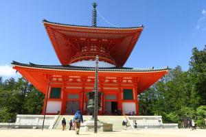 動極後靜高野山 與熊野古道的行程安排與福智院宿坊之日常1