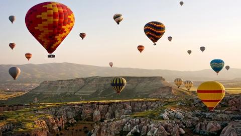 坐內陸機暢遊土耳其4天快閃之旅懶人包