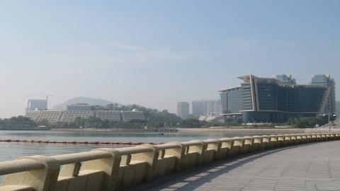 高鐵深圳蛇口之旅