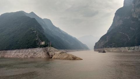 長江三峽六日遊 2019年6月25日-30日