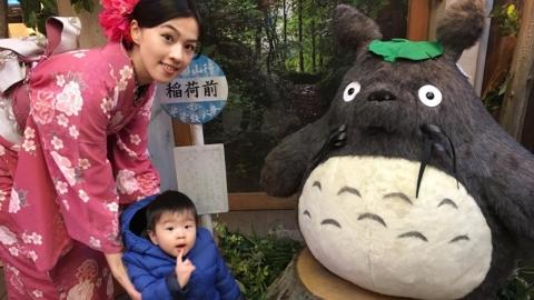 京都3日2夜親子遊行程 超好逛Aeon Mall/和服體驗/鐵道模型餐廳