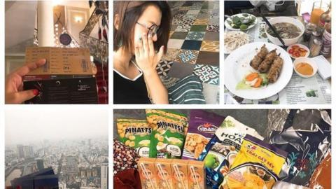 越南胡志明市五天四夜行程 粉紅教堂/美食市集掃街/水療酒店