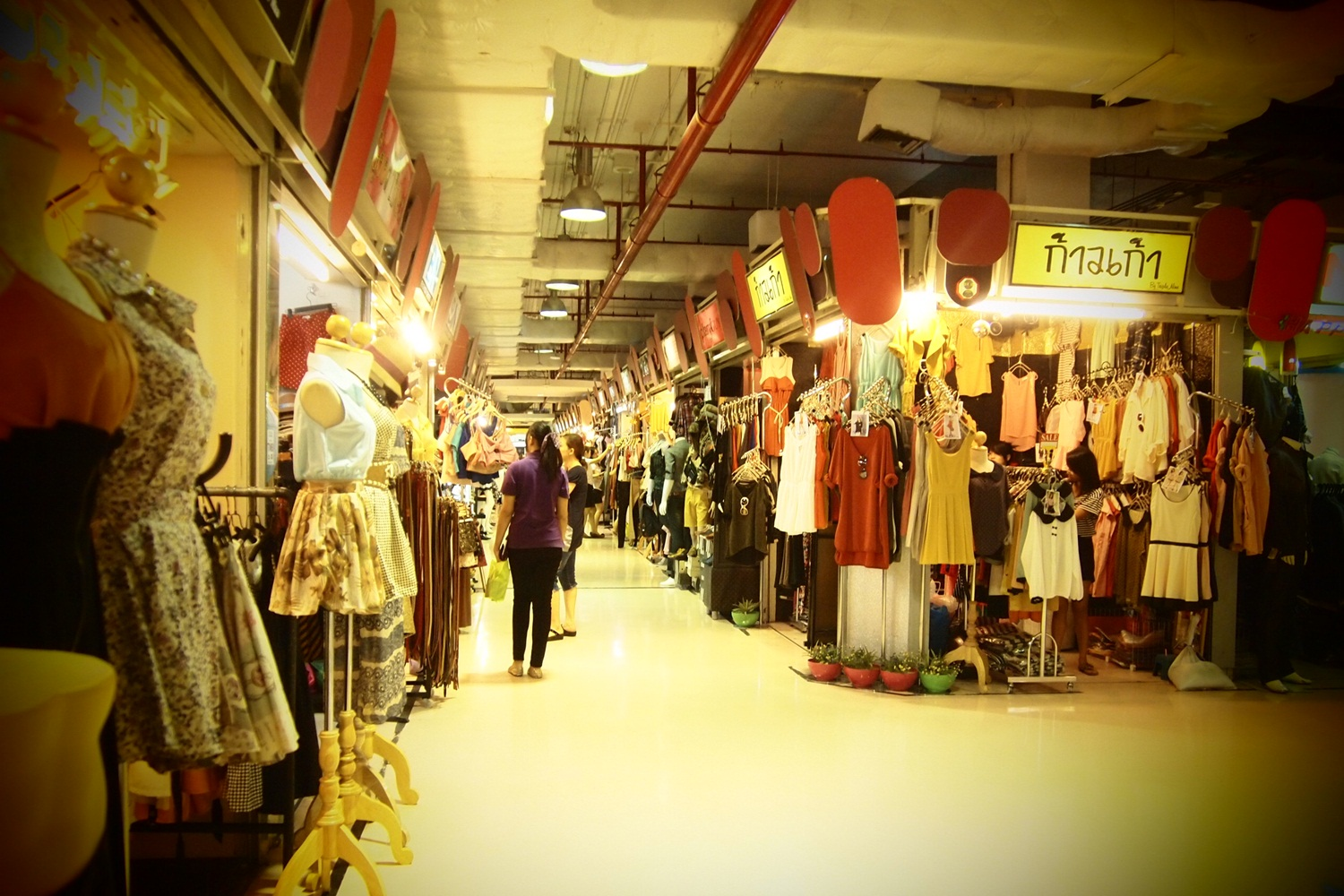 Bangkok fashion wholesale online