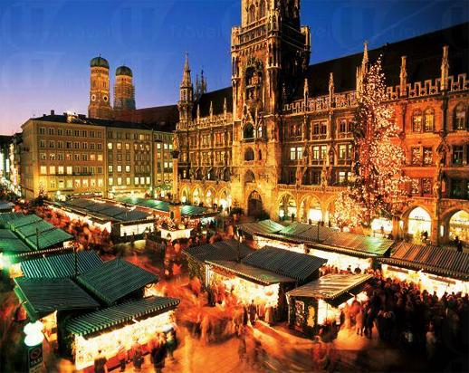 Картинки по запросу marienplatz